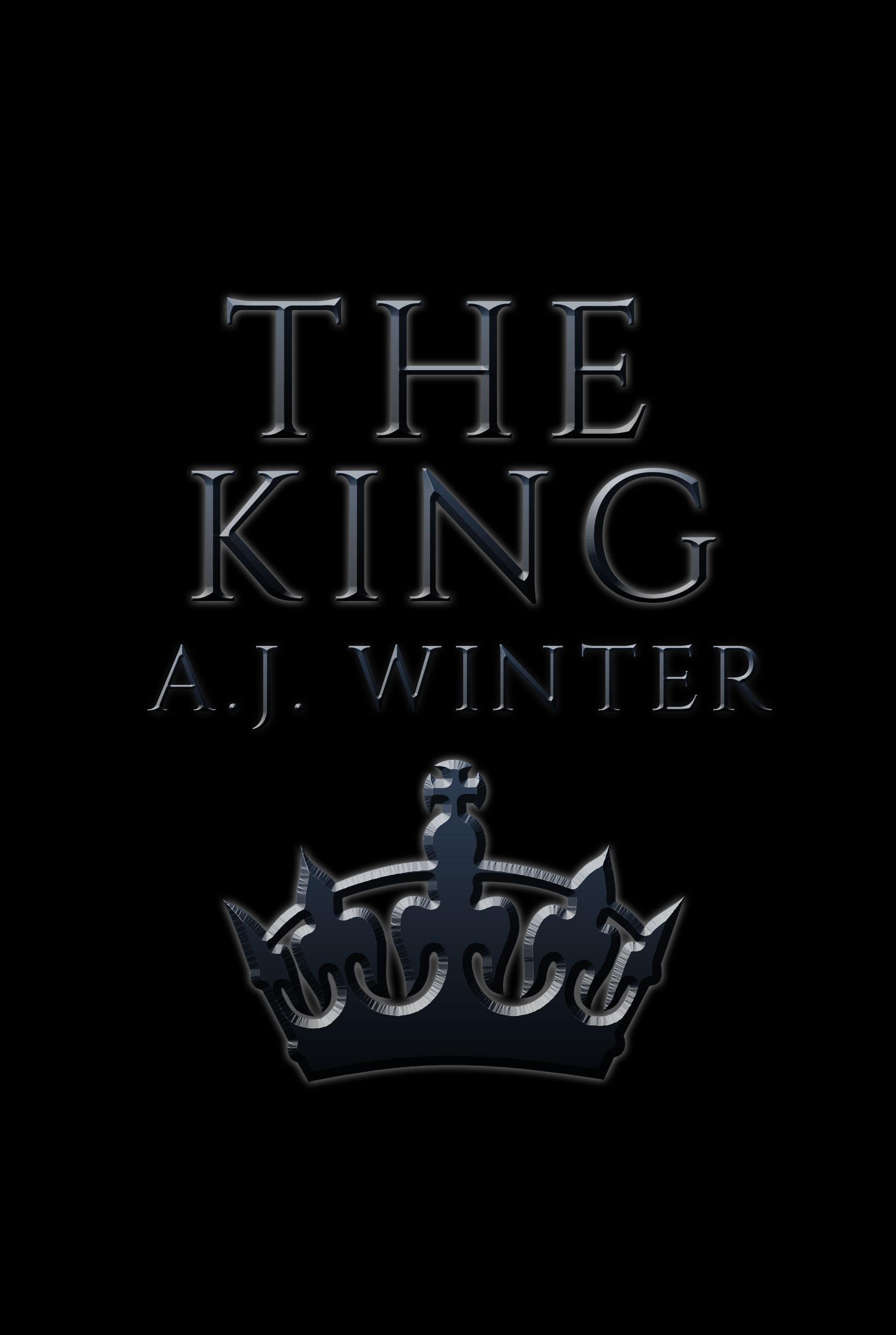 The King (Kingdom of Ula #3) A.J.  Winter