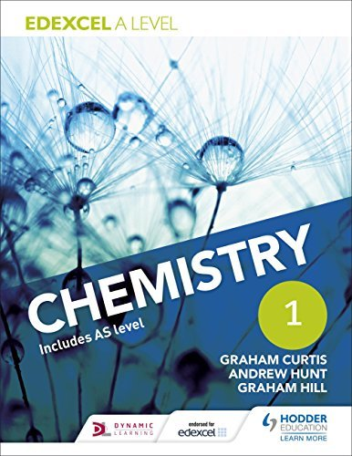 Edexcel A Level Chemistry Student Book 1 Andrew Hunt