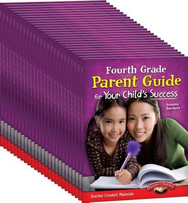 Fourth Grade Parent Guide for Your Childs Success 25-Book Set  by  Teacher Created Materials
