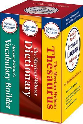 Merriam-Websters Everyday Language Reference Set  by  Merriam-Webster