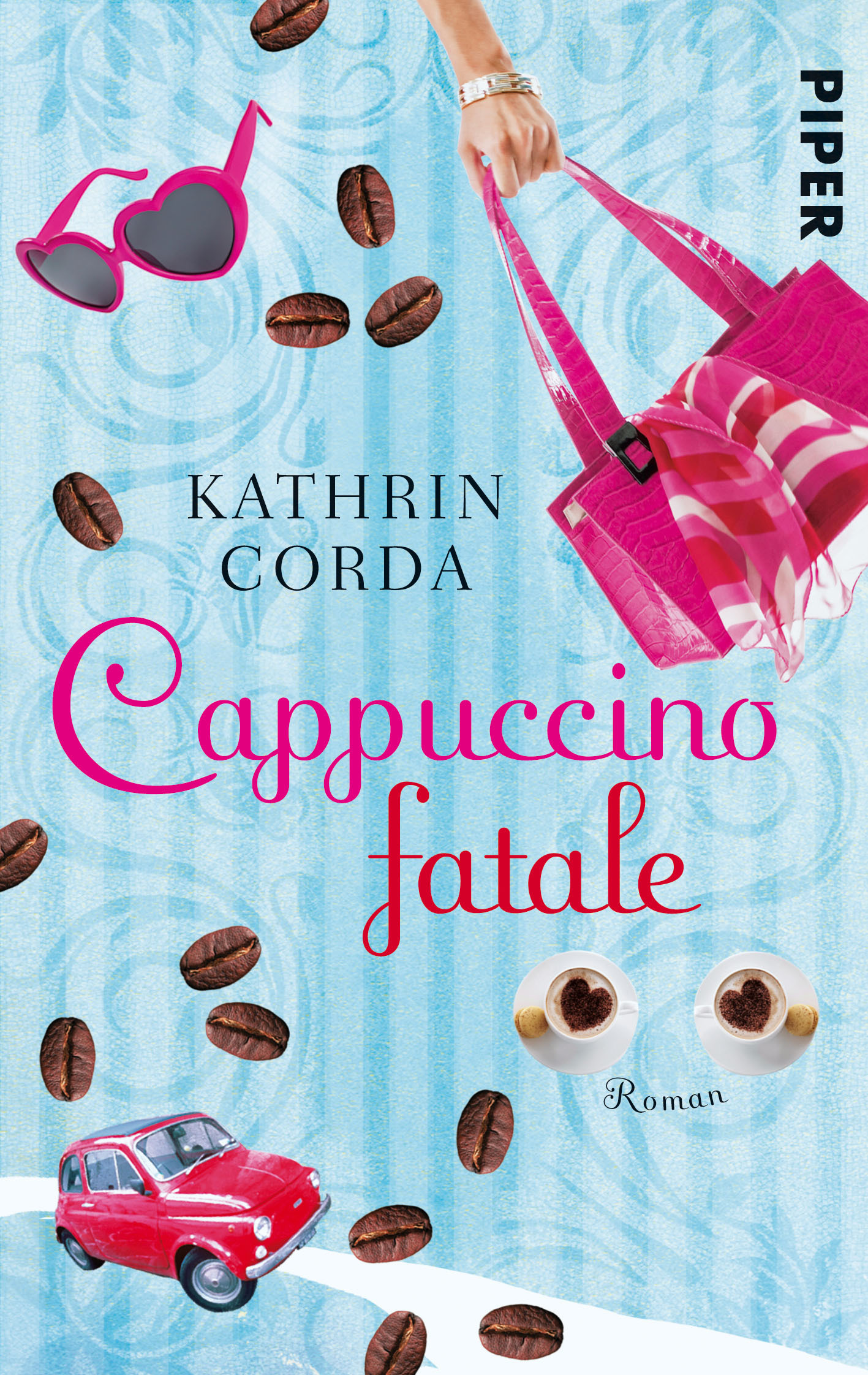 Cappuccino fatale  by  Kathrin Corda