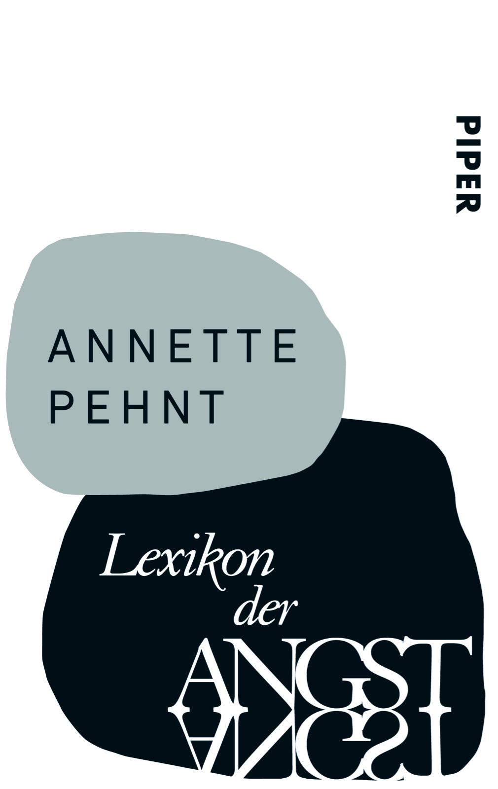 Lexikon der Angst  by  Annette Pehnt