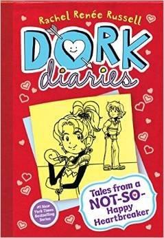 Dork Diaries Tales From a Not so Happy Heartbreaker  by  Rachel Renée Russell