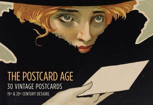 MFA Postcard Age Postcard Set Galison