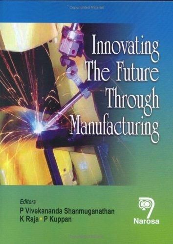 Innovating the Future Through Manufacturing Vivekananda Shanmuganathan
