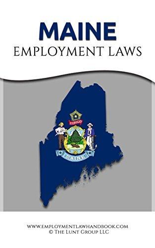 Maine Employment Laws Drew Lunt