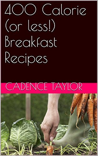 400 Calorie (or less!) Breakfast Recipes  by  Cadence Taylor