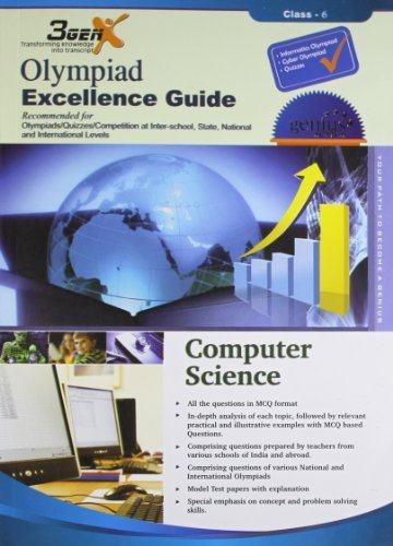 Olympiad Excellence Guide for Computer Science (Class 6)  by  Joby Jose