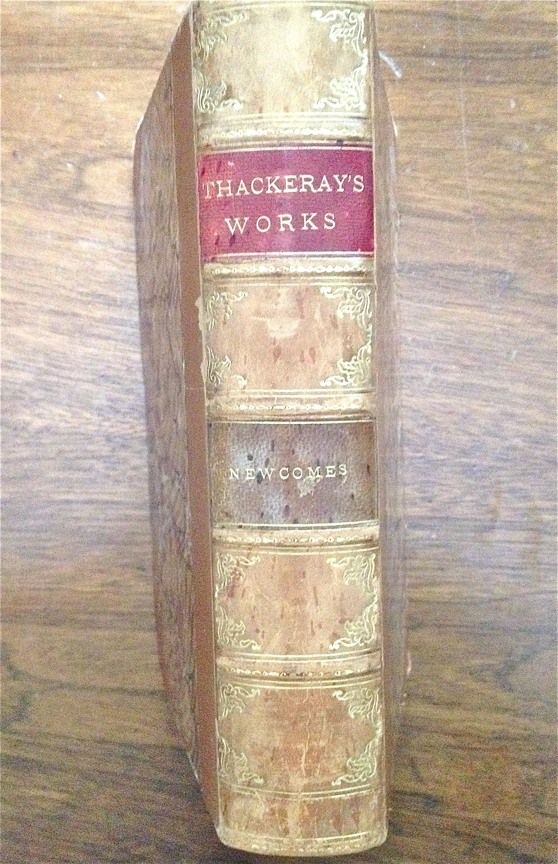 The Newcomes: Memoirs of a Most Respectable Family Vol I  by  William Makepeace Thackeray