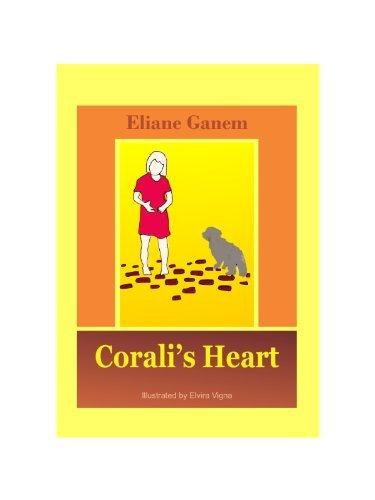 Coralis Heart  by  Eliane Ganem