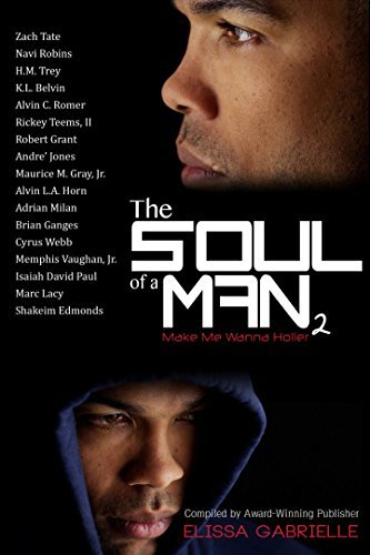 The Soul of a Man 2: Make Me Wanna Holler  by  Elissa Gabrielle