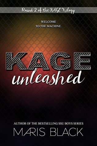 Kage Unleashed  by  Maris Black