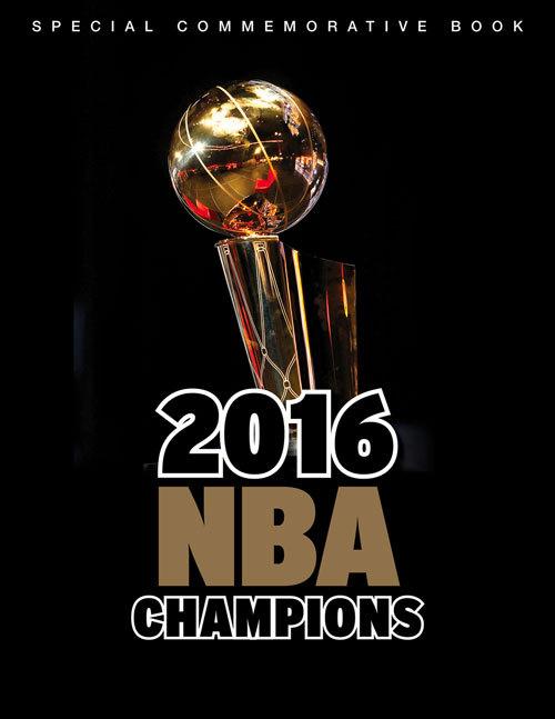 2016 NBA Champions  by  Triumph Books