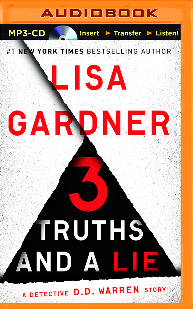 3 Truths and a Lie (Detective D. D. Warren, #7.5)  by  Lisa Gardner