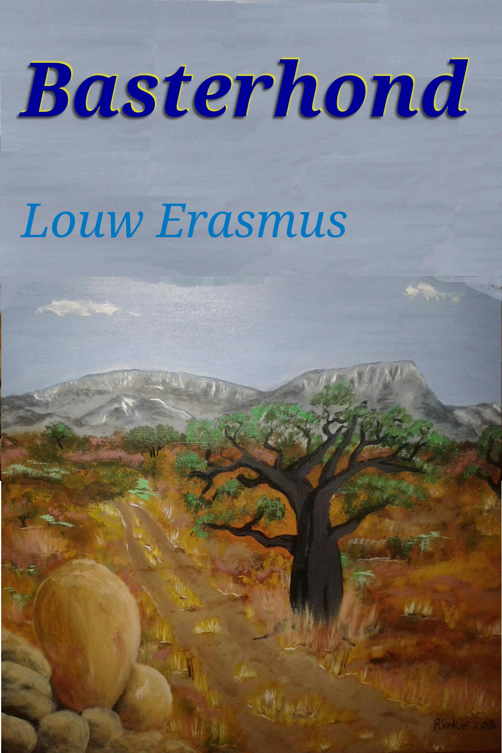 Basterhond  by  Louw Erasmus