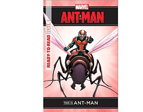 This is Ant Man Chris Wyatt