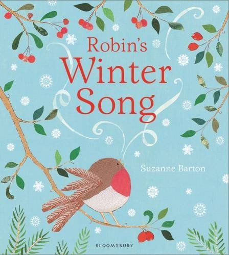 Robins Winter Song  by  Suzanne Barton