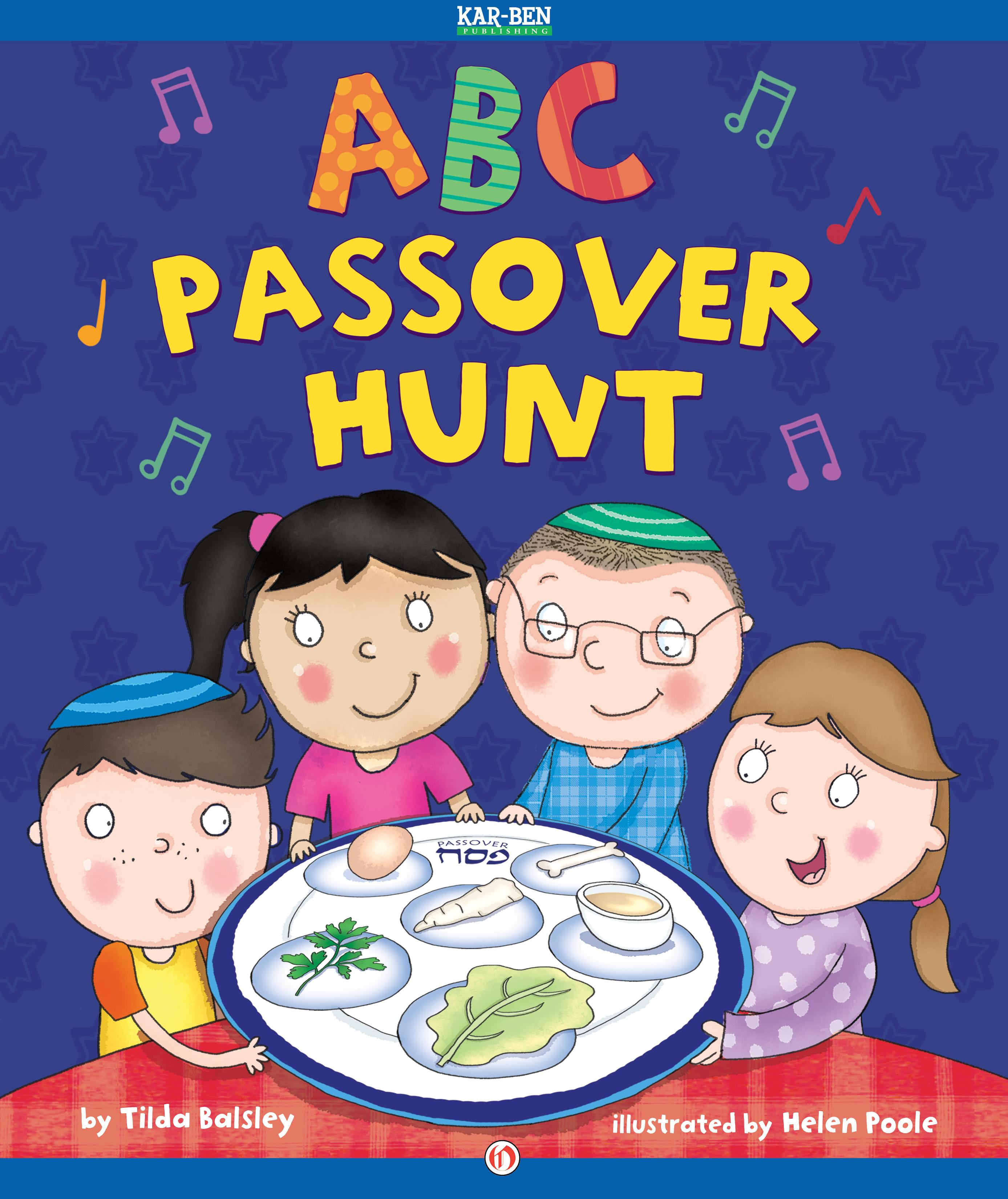 ABC Passover Hunt: Read-Aloud Edition Tilda Balsley