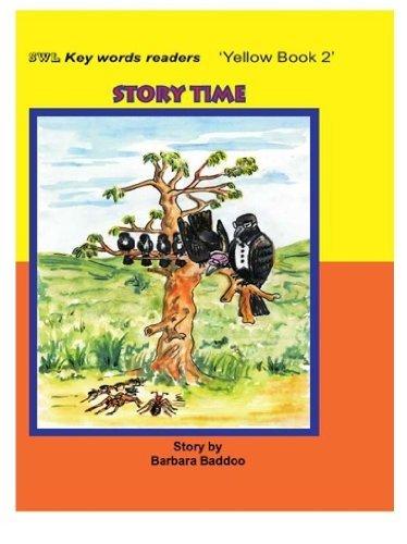 Story Time Barbara Baddoo