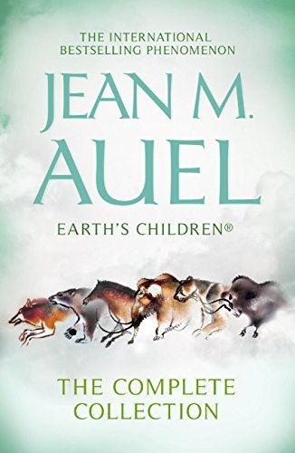 Earths Children Omnibus Jean M. Auel