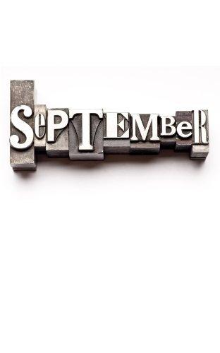 September, A Month In Verse Henry Van Dyke