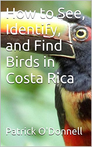 How to See, Identify, and Find Birds in Costa Rica Patrick ODonnell