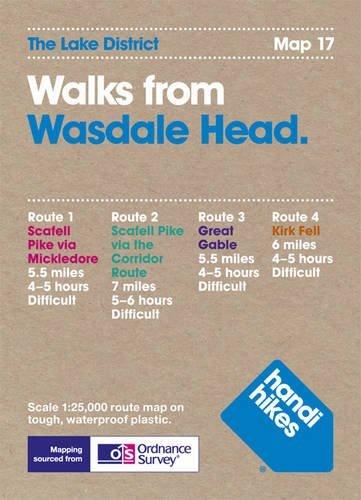 Walks from Wasdale Head HandiHikes Ltd
