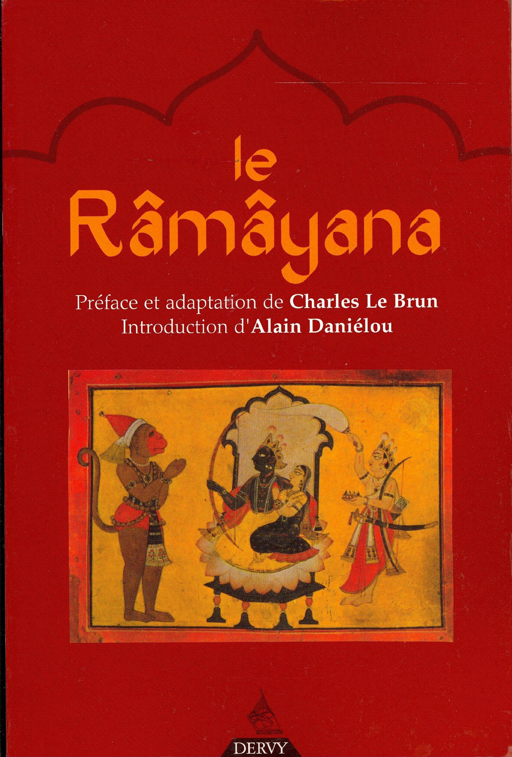 Le Râmâyana Vâlmîki Maharishi