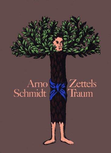 Zettels Traum: Faksimile-Wiedergabe Des 1334 Blaetter Umfassenden Original-Typoskripts Mit Randglossen Und Handskizzen Des Autors  by  Arno Schmidt