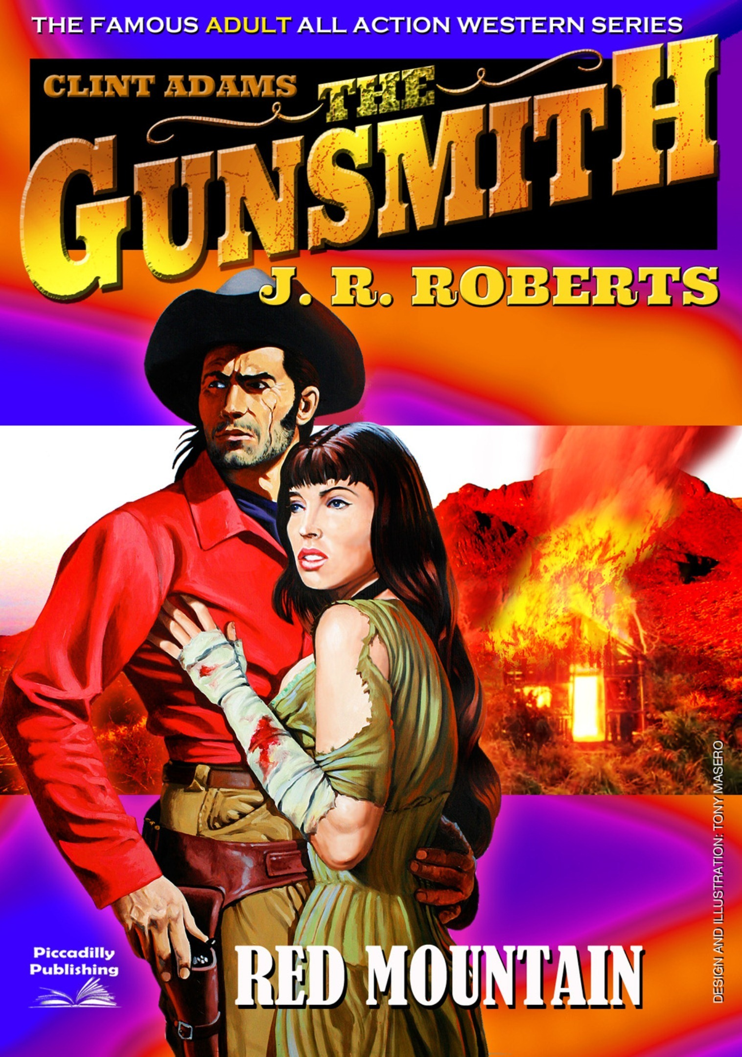 Red Mountain (A Giant Gunsmith Western Book 11) JR Roberts