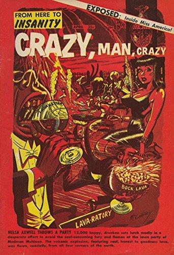 From Here to Insanity v3 #1 Charlton Comics