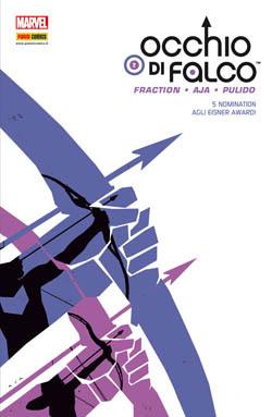 Occhio di Falco n. 2 Matt Fraction