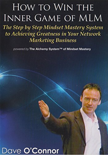 How To Win the Inner Game of MLM - 3 Audio CD Set  by  Dave OConnor