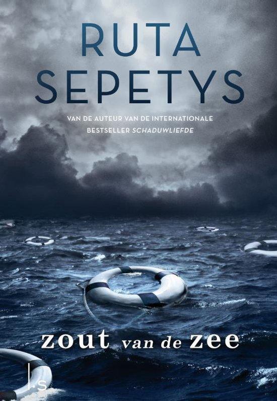 Zout van de zee  by  Ruta Sepetys