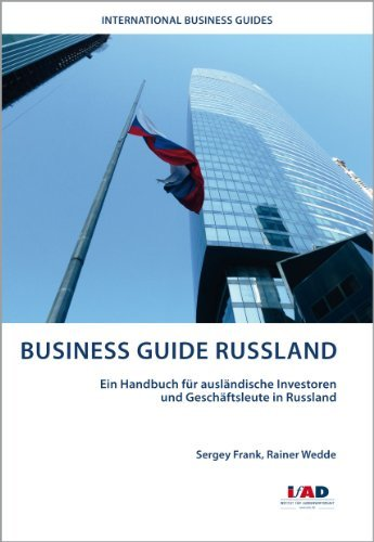 Business Guide Russland  by  Sergey Frank