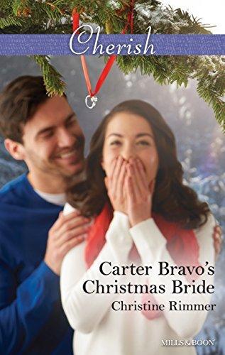 Carter Bravos Christmas Bride (The Bravos of Justice Creek Book 3)  by  Christine Rimmer