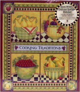 Debbie Mumms Country Cooking Traditions Deluxe Recipe Binder  by  Debbie Mumm