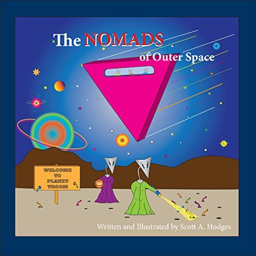 The NOMADS of Outer Space  by  Scott Hodges