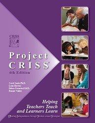 Project CRISS  by  LynnHaves. Debra Franciosi, Bonnie Valdes Carol Santa