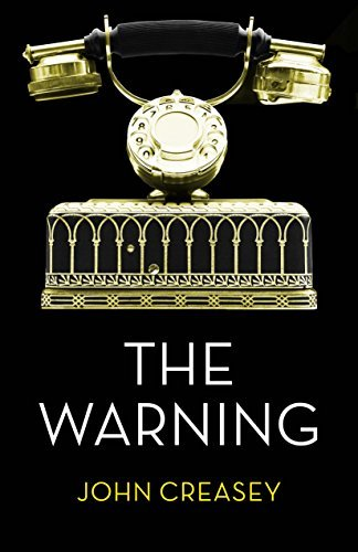 The Warning: Warn The Baron  by  John Creasey