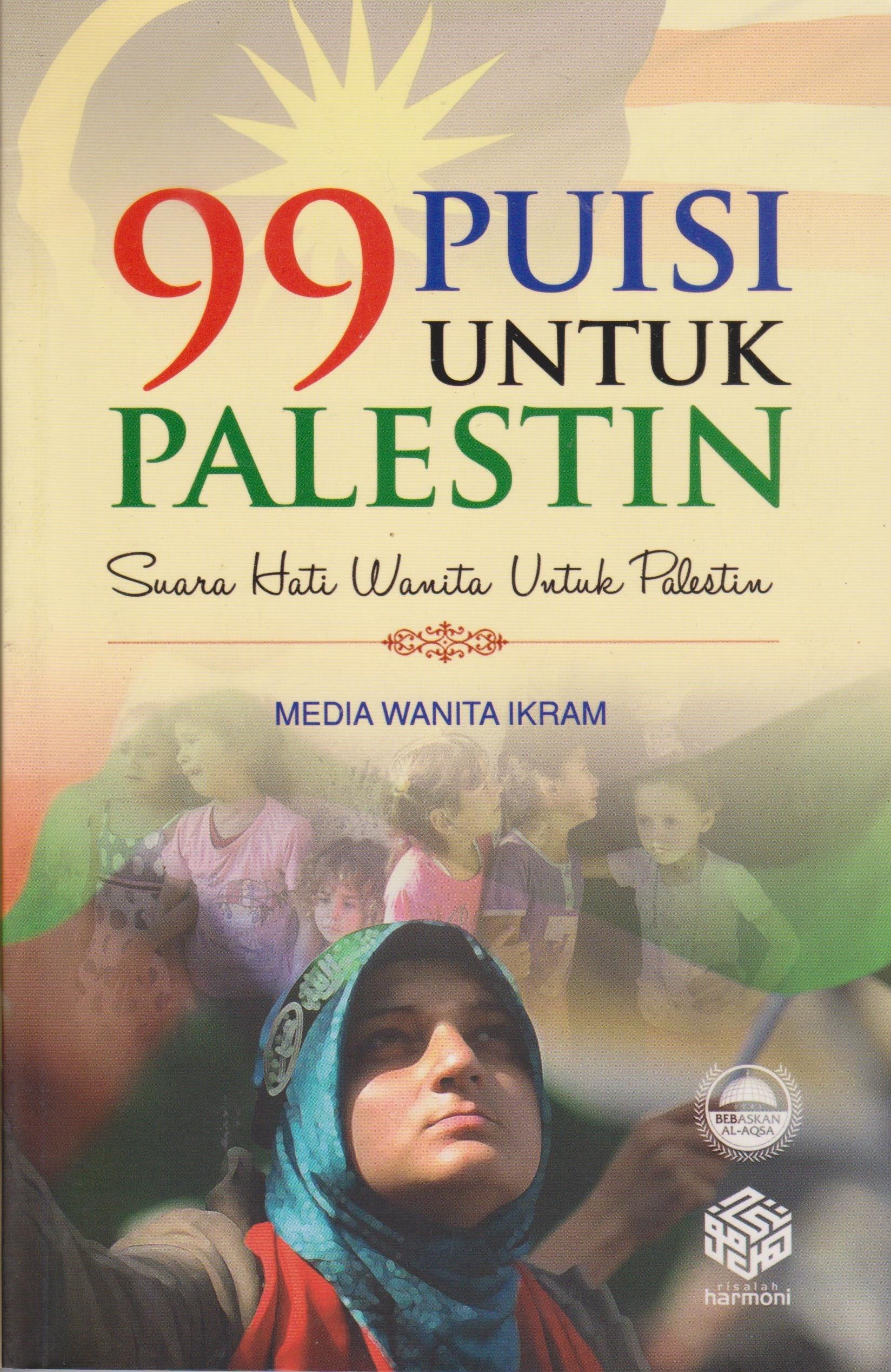 99 Puisi Untuk Palestin Hanom Taib