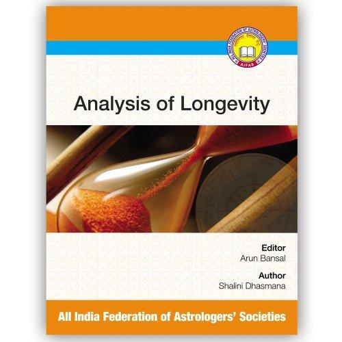 Analysis of Longevity Shalini Dhasmana