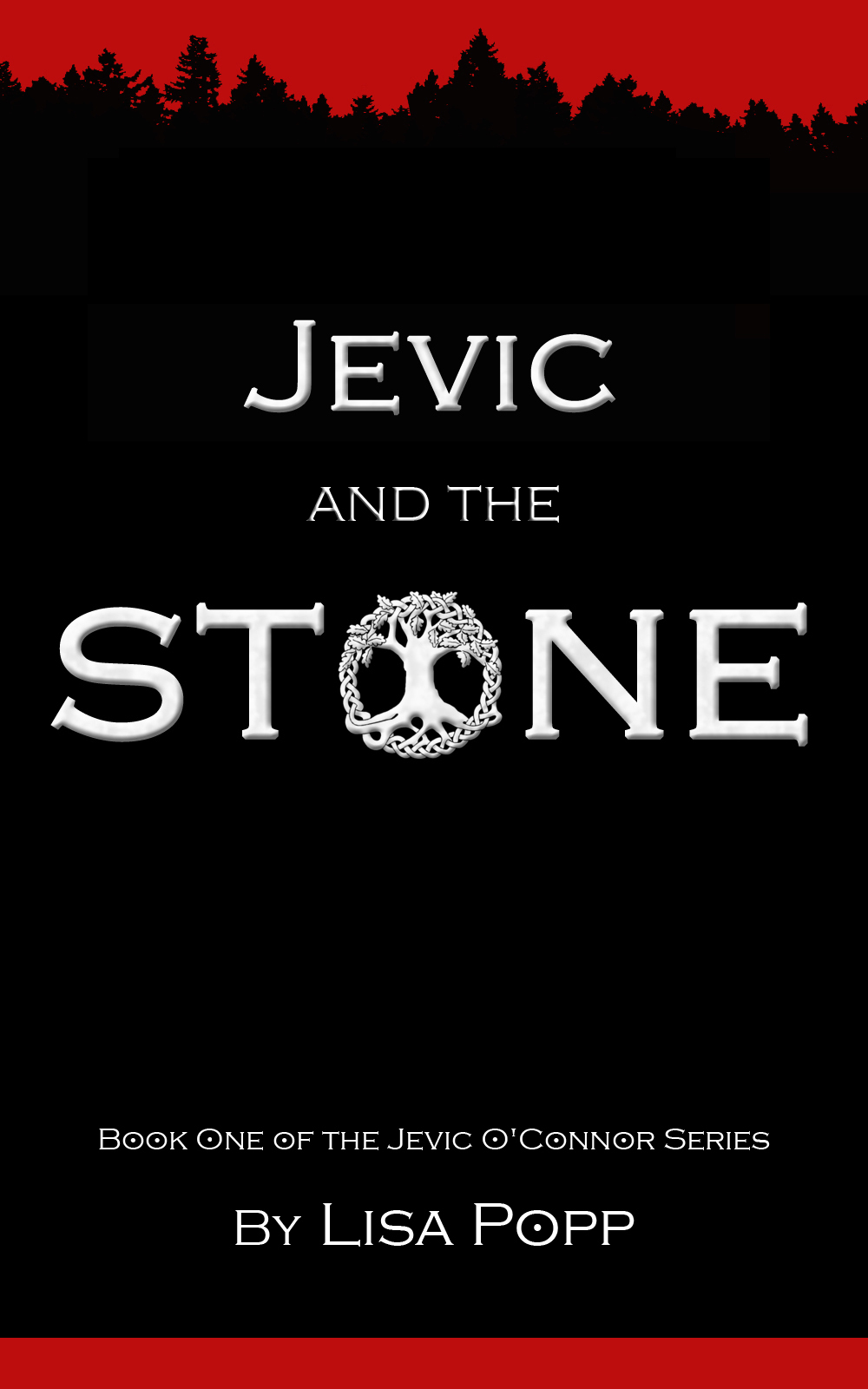 Jevic and the Stone  by  Lisa Popp