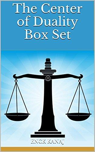The Center of Duality Box Set Enck Kanaj