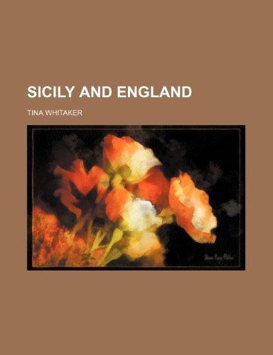 Sicily and England Tina Whitaker