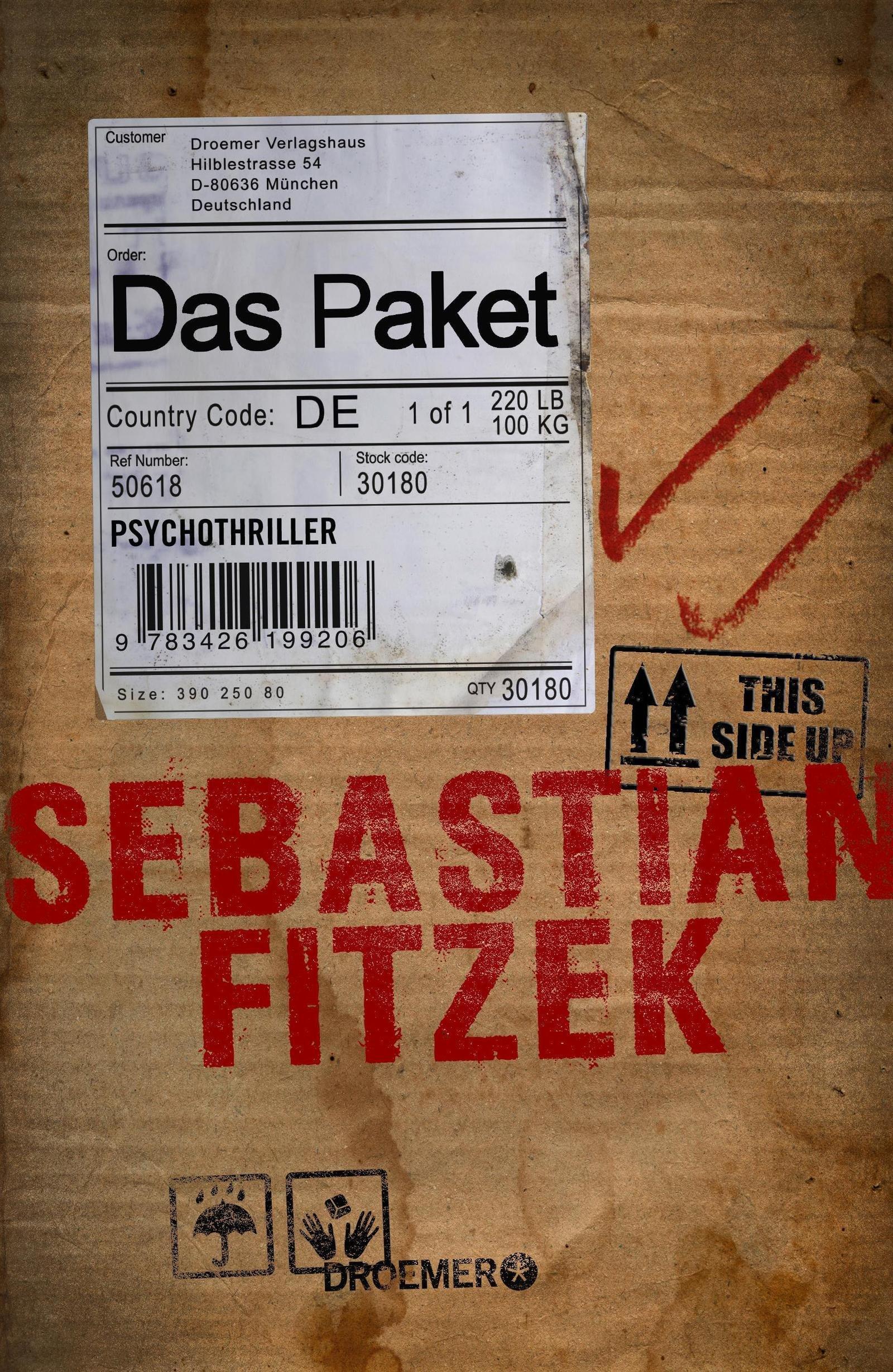 Das Paket Sebastian Fitzek