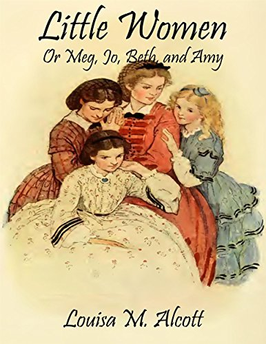 Little Women: Or Meg, Jo, Beth, and Amy (Noslen Classics)  by  Louisa May Alcott