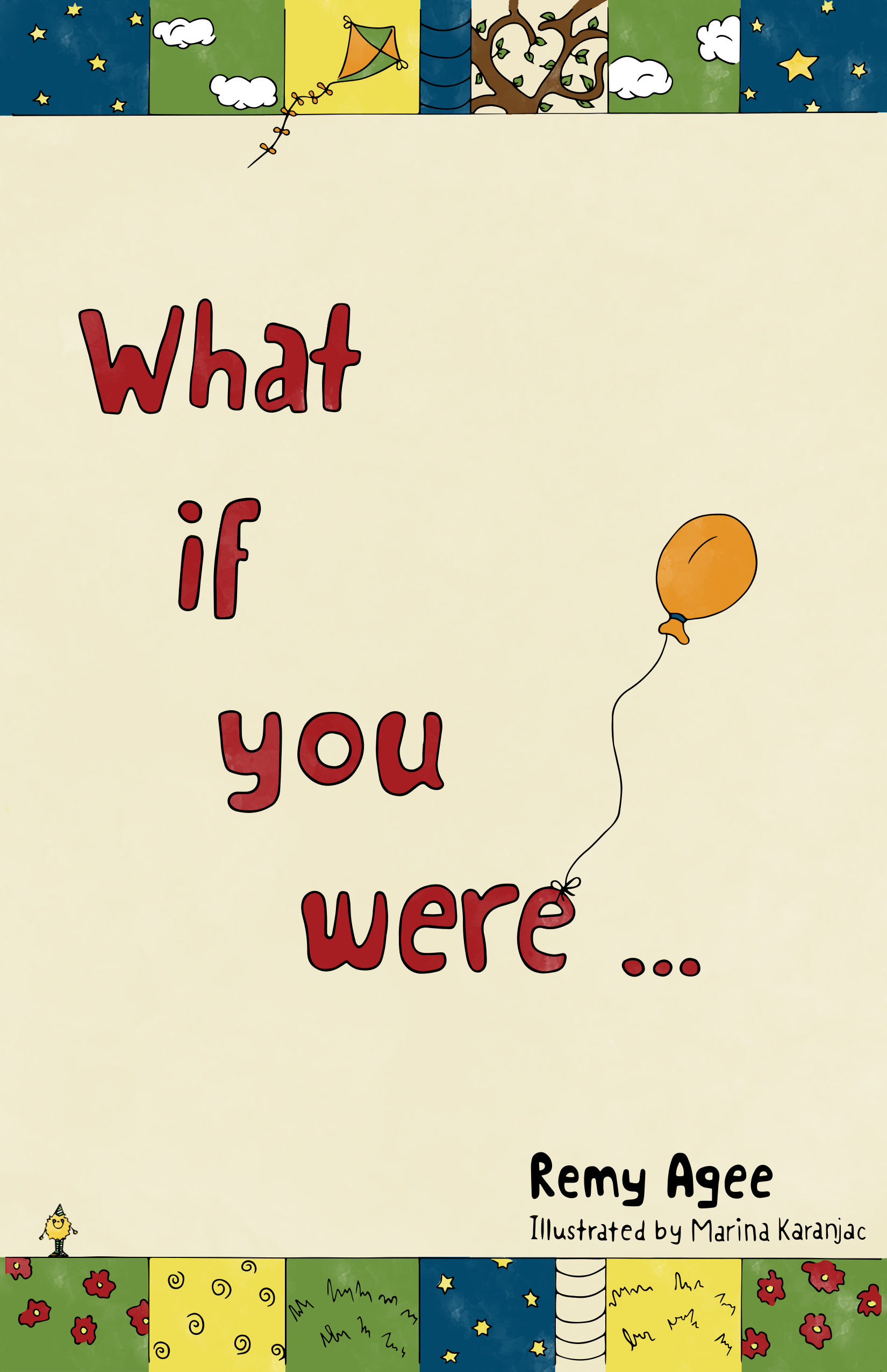 What if you were...? Remy Agee