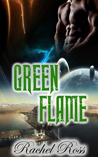 ROMANCE: Green Flame (BBW Paranormal Pregnancy Shapeshifter Romance Short Stories)  by  Rachel Ross