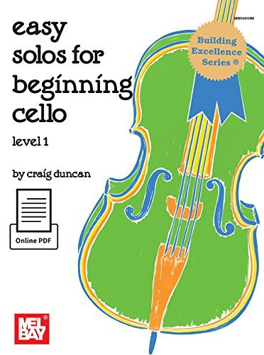 Easy Solos for Beginning Cello  by  Craig Duncan